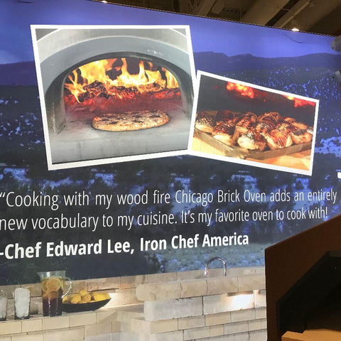 Image of Chicago Brick Oven Chef Lee