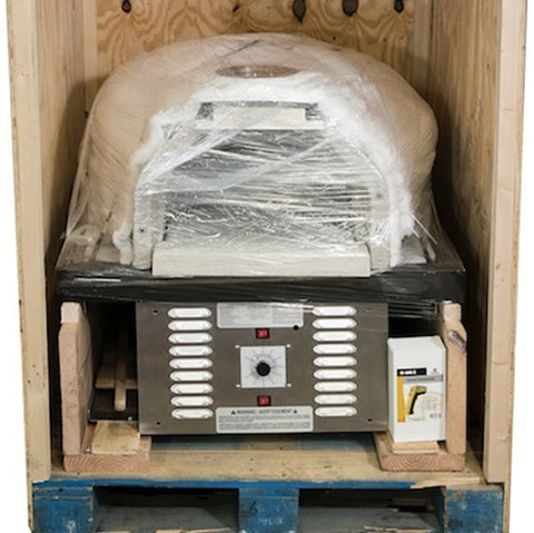 Image of CBO-750 Hybrid Pizza Oven in Crate