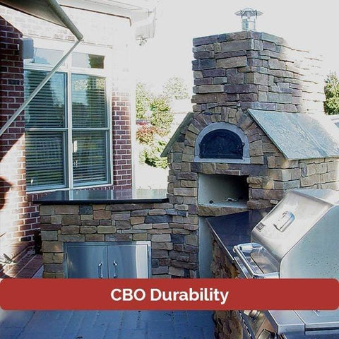 Image of CBO-750 Wood Burning Oven