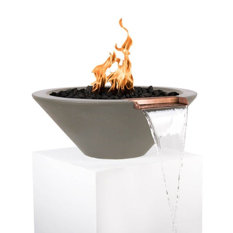 Image of Cazo Fire & Water Bowl - Ash