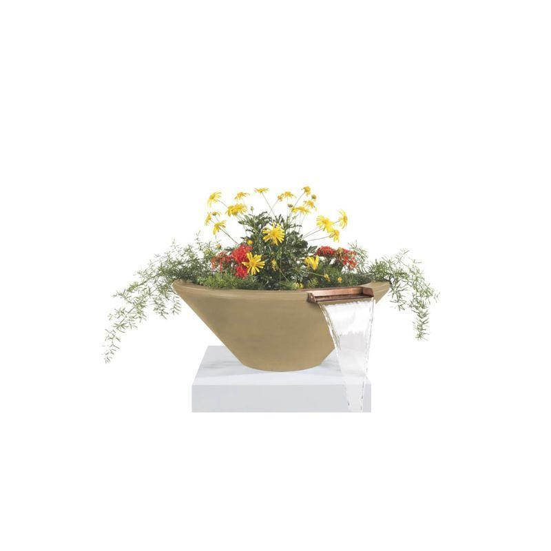 Cazo Planter Bowl with Water