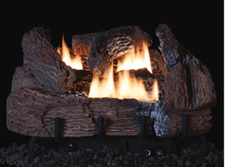 Image of Superior Century Oak Vent-Free Gas Logs