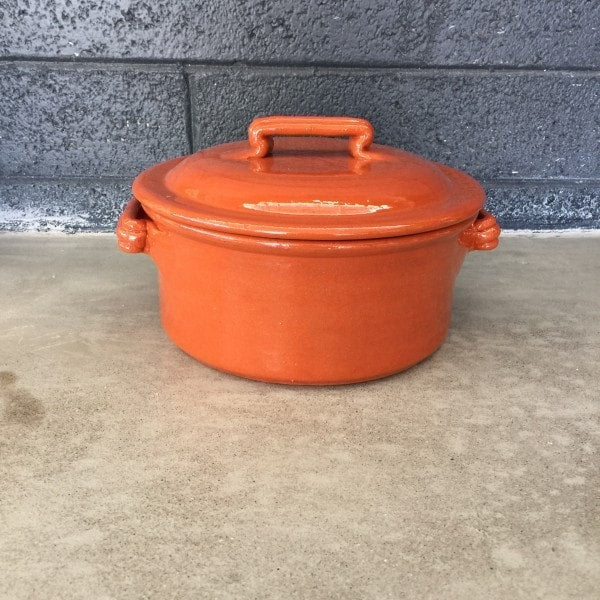 Ceramic Dutch Oven from Portugal