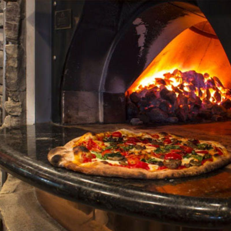 Commercial Wood Fired Pizza Oven