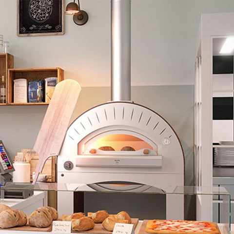 Image of Commercial Pizza Oven Bakery | Alfa Quattro Pro
