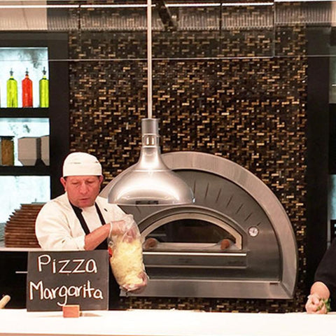 Image of Commercial pizza oven - Alfa Quattro Pro Pizzeria