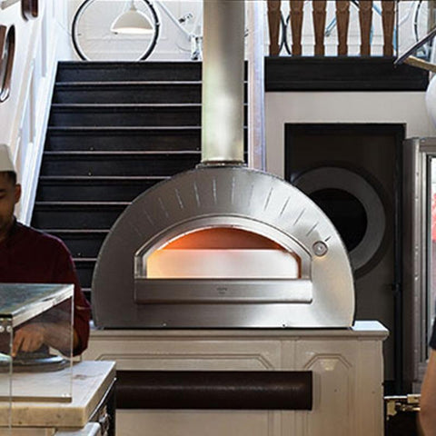 Image of Commercial pizza oven - Alfa Quattro Pro Top Only