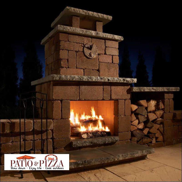 Rockwood Necessories Compact Fireplace | DIY Outdoor ...