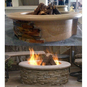 Fire Pit: Contractor's Model By American Fyre Designs