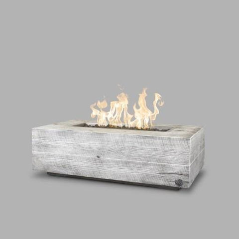 Image of Coronado – Wood Grain Firepit Ivory