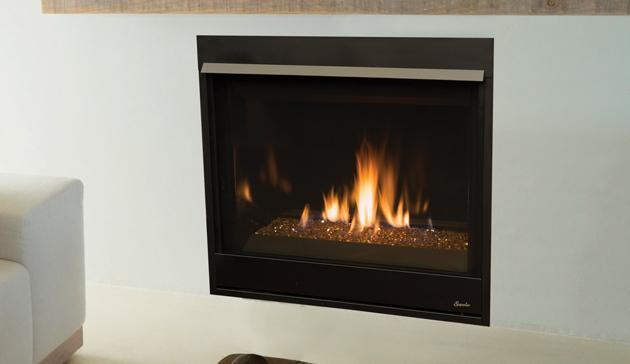 Superior Direct-Vent Gas Fireplaces DRC3500