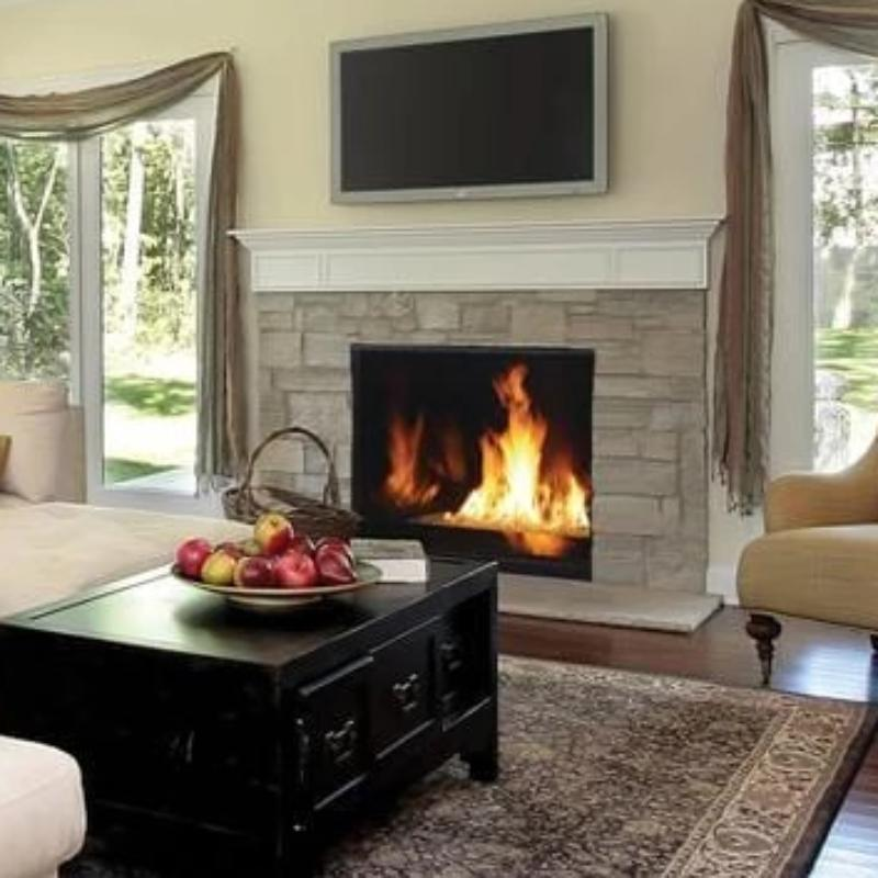 Superior Direct-Vent Gas Fireplaces DRC6300