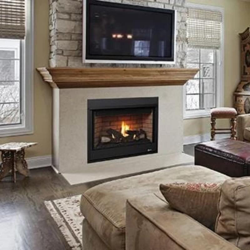 Superior Direct-Vent Gas Fireplaces DRT2000