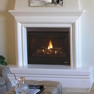 Gas Fireplace: Superior Fireplace DRT3000