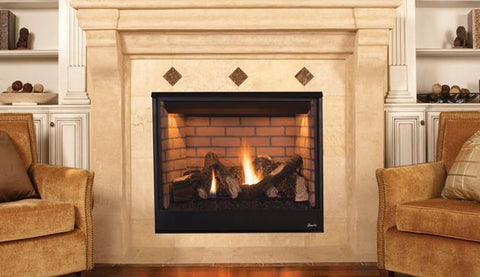 Image of Superior Direct-Vent Gas Fireplaces DRT3500