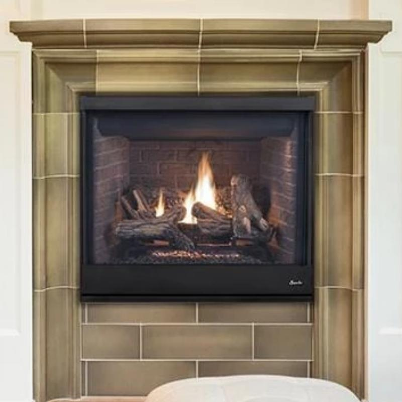 Superior Direct-Vent Gas Fireplaces DRT4240/45
