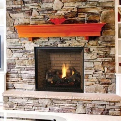 Image of Superior Direct-Vent Gas Fireplaces DRT6300