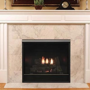 Empire Tahoe Clean Face Deluxe Direct-Vent Fireplaces 32""