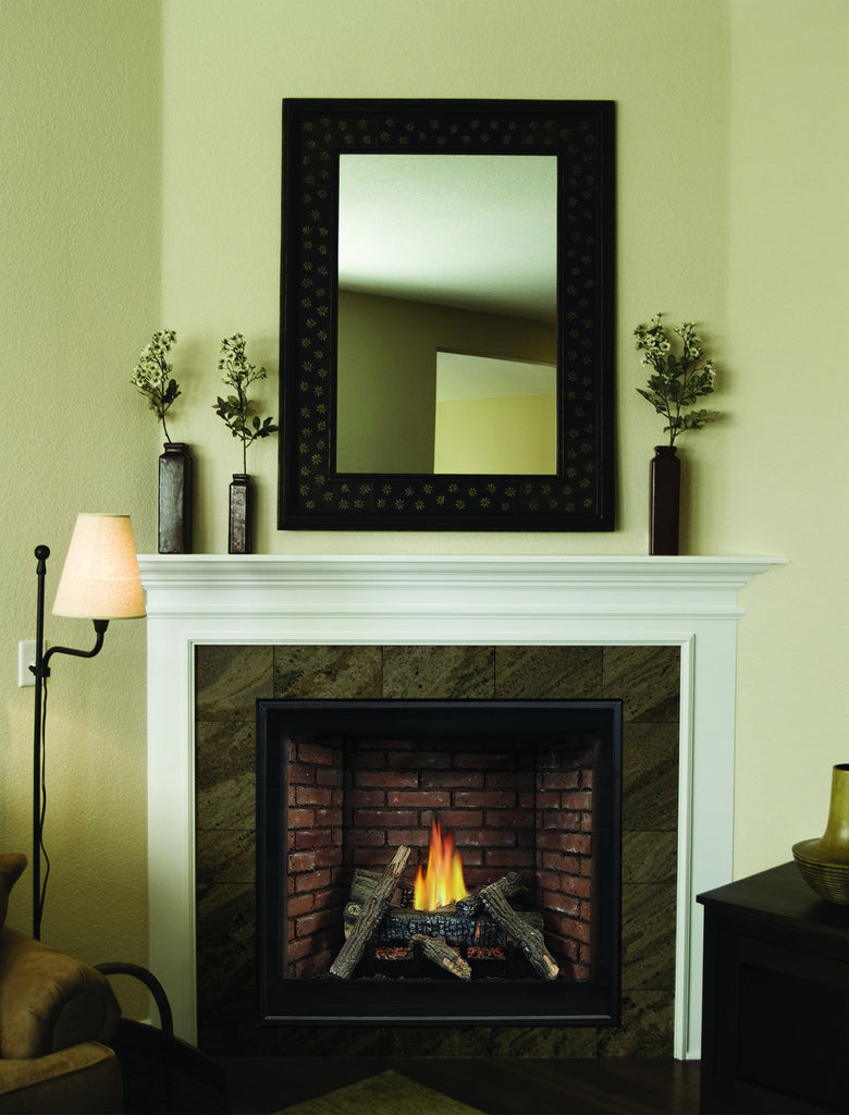 Empire Tahoe Clean Face Traditional Premium Direct-Vent Fireplaces 36""
