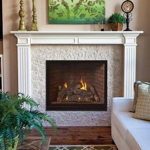 Empire Tahoe Clean Face Luxury Traditional Direct-Vent Fireplaces 42""