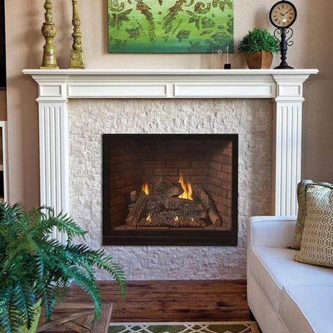 Image of Empire Tahoe Clean Face Luxury Traditional Direct-Vent Fireplaces 42""