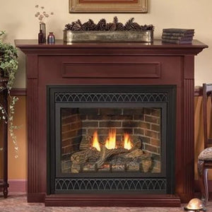 Empire Tahoe Deluxe Direct-Vent Fireplaces 32""