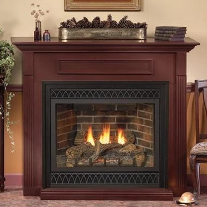 Empire Tahoe Deluxe Direct-Vent Fireplaces 36""
