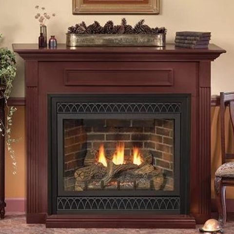 Empire Tahoe Deluxe Direct-Vent Fireplaces 48""