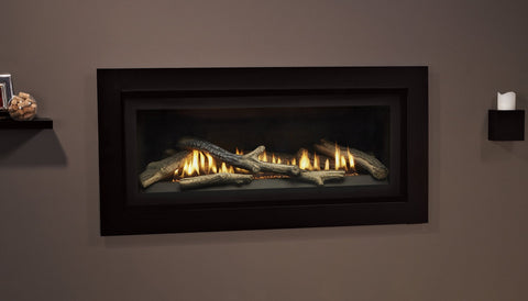 Image of Empire Boulevard Linear Direct-Vent Fireplaces Traditional 41""
