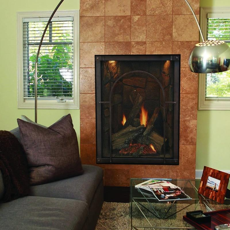 Empire Forest Hills Portrait-Style Traditional Direct Vent Fireplaces