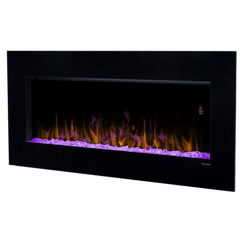 Image of Dimplex Nicole Linear Electric Fireplace