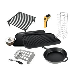 CBO Outdoor Cooking Essential Accessories