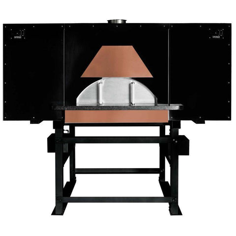 Earthstone Ovens Model-110-Due-PA Commercial Wood Oven