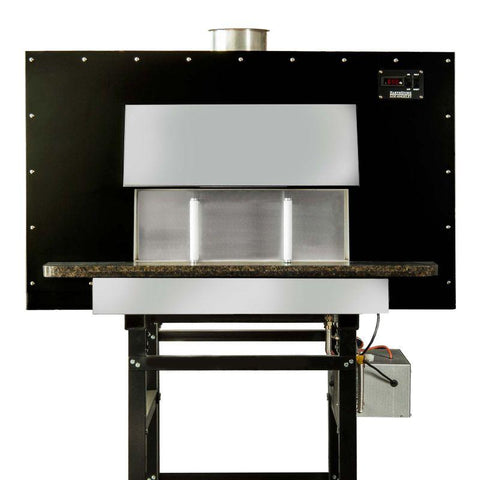 Image of Earthstone Model 90-Due-PAGW | Gas Commercial pizza oven