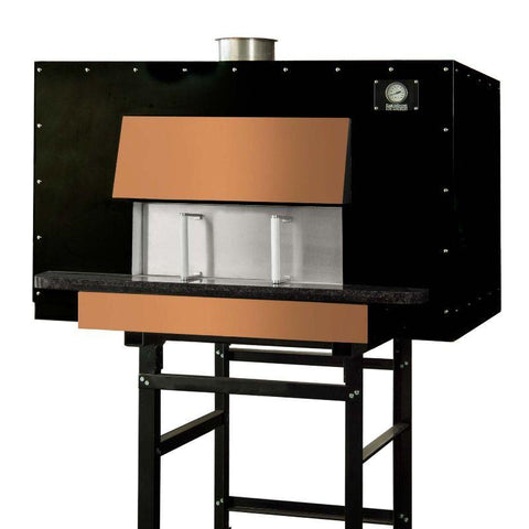 Image of Earthstone Model 90-Due-PAGW Copper | Commercial pizza oven