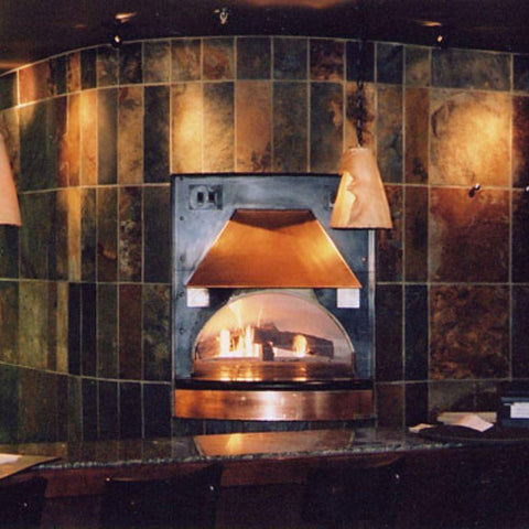 Earthstone Commercial Pizza Oven Model 130-PAG