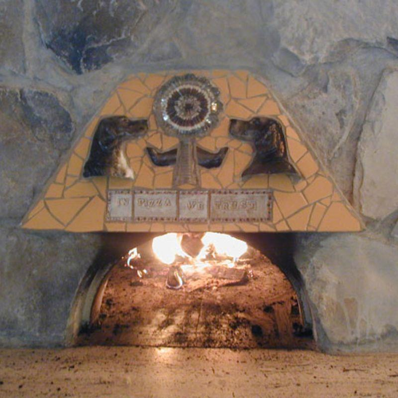 Earthstone Wood Fired Oven Hood Model 60-PA