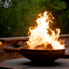 Image of Fire Pit Art- Emperor