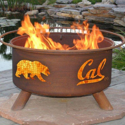 Fire Pit: Cal Berkeley By Patina Products: Accessories Included