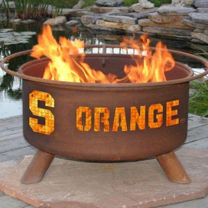 Fire Pit: Syracuse By Patina Products: Accessories Included