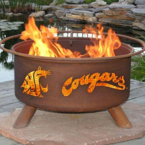 Fire Pit: Washington State By Patina Products: Accessories Included