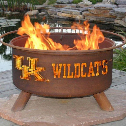 Fire Pit: U of Kentucky By Patina Products: Accessories Included