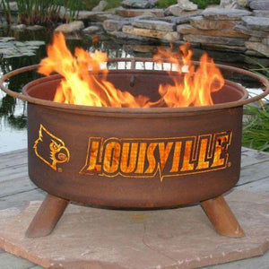Fire Pit: Louisville By Patina Products: Accessories Included