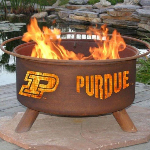 Fire Pit: Purdue By Patina Products: Accessories Included