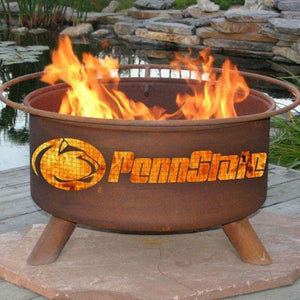 Fire Pit: Penn State By Patina Products: Accessories Included