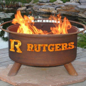 Fire Pit: Rutgers By Patina Products: Accessories Included