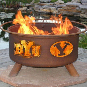 Fire Pit: BYU By Patina Products: Accessories Included