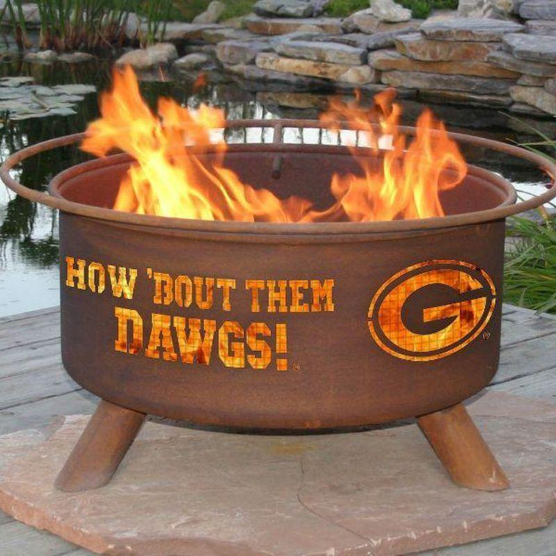 Fire Pit: Georgia By Patina Products: Accessories Included