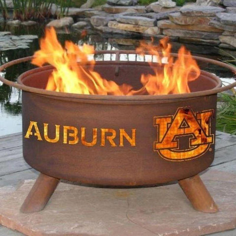 Fire Pit: Auburn By Patina Products: Accessories Included