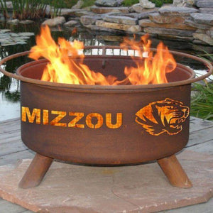 Fire Pit: Missouri By Patina Products: Accessories Included